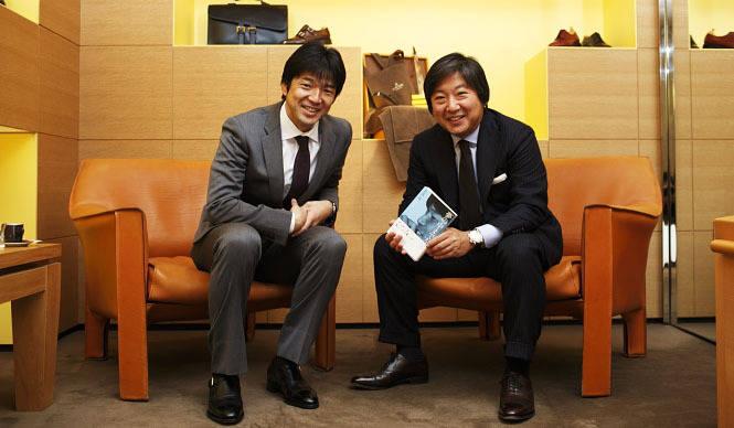 松田智沖|「ジョン ロブなオトコ」 名波 浩、ジョン ロブとサッカーを語る(1)