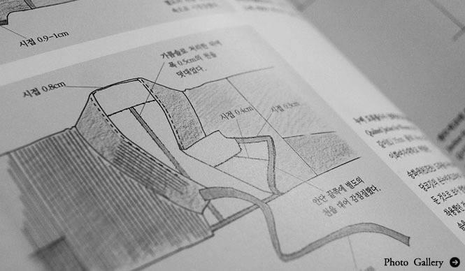 高橋理子 # 007  高橋理子の円と線、初めての韓国へ(前編)