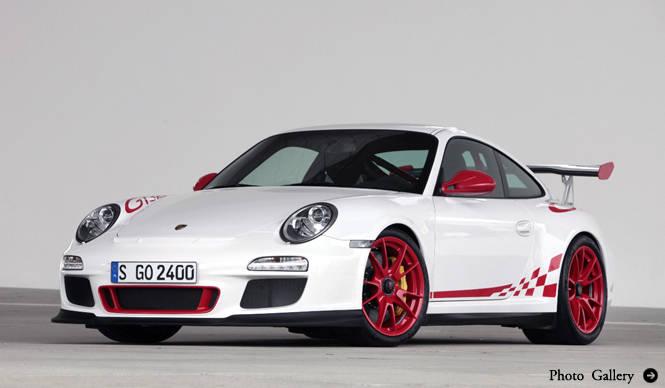PORSCHE 911GT3 R|メインステージはサーキット