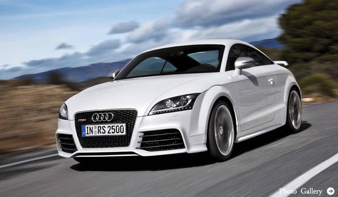 Audi TT RS Coupe|アウディ TT RS クーペ誕生