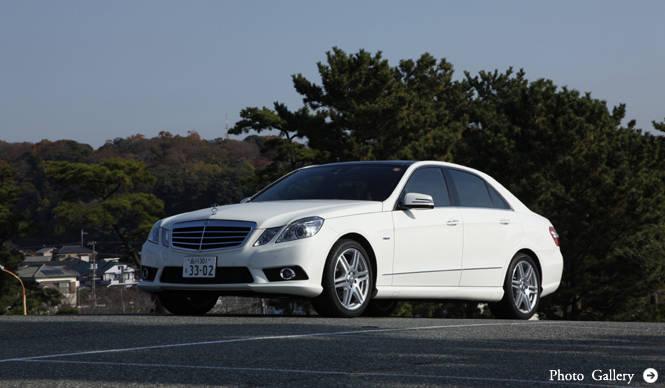 Mercedes-Benz|メルセデスの環境適合車3台をブリーフテスト(2)