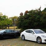 PORSCHE PANAMERA SpecV|ポルシェ・パナメーラ ターボ 1|NISSAN GT-R Spec V  LONG TERM TEST 番外編(1)