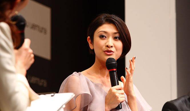 shu uemura|シュウ ウエムラ 初代ビューティ アンバサダーに、山田 優さん就任