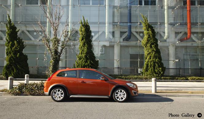 Volvo C30|ボルボC30|あたらしいボルボC30を選ぶ理由(1)