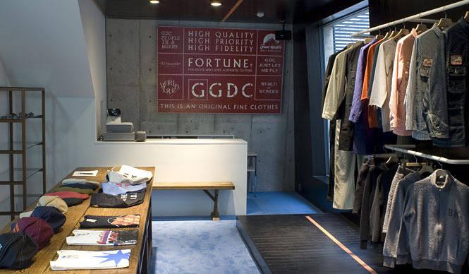 GDC|フラッグシップショップ「GDC TOKYO」オープン