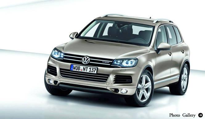 Volkswagen Touareg|全方位的に進化した2代目トゥアレグ Gallery