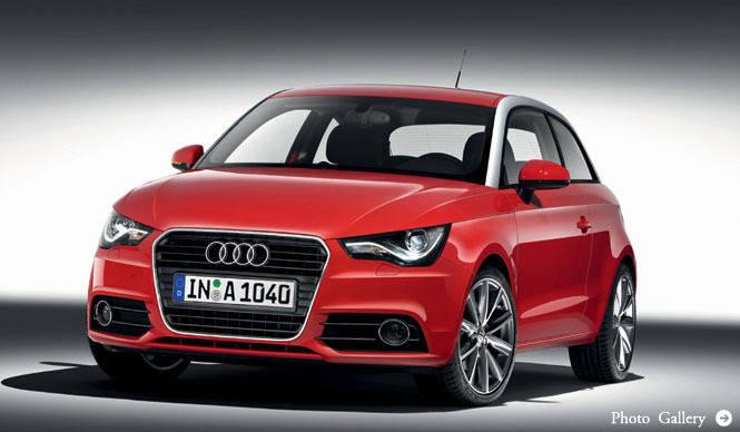Audi A1|小さなプレミアムカー