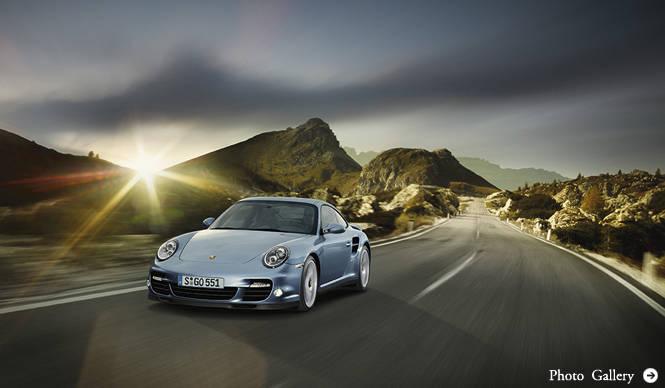 PORSCHE 911 TURBO S|911シリーズのあらたなるフラッグシップモデル