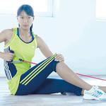 adidas|女性対象の「Me,Myself. Campaign」スタート