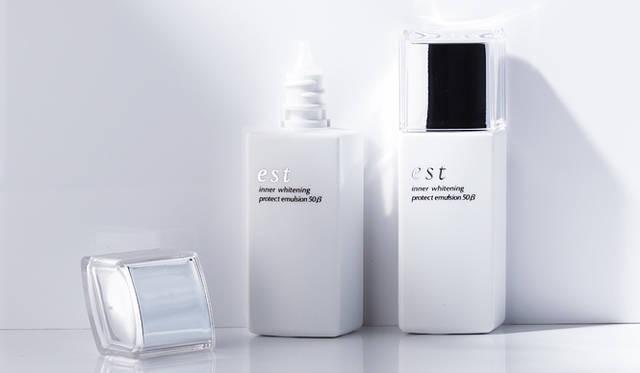 est|いきいきとした美白肌をつくるエストのUV乳液がパワーアップ