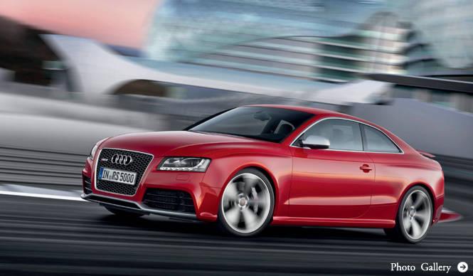 Audi RS5|アウディ最強の2ドアクーペ