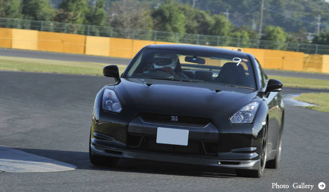 NISSAN GT-R Spec V|日産 GT-R スペックV|LONG TERM TEST 第5回 01