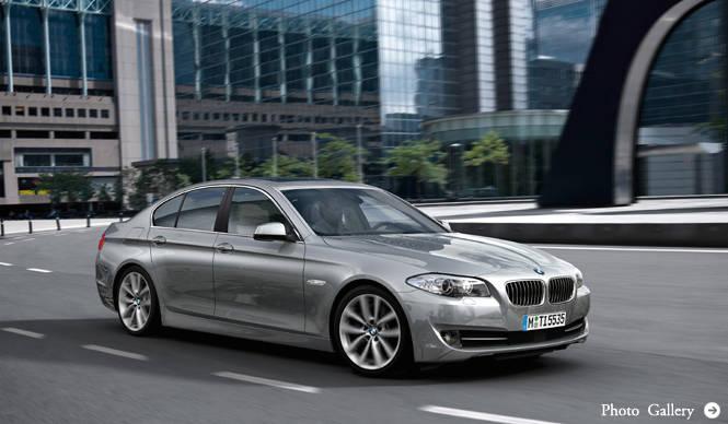 BMW 5 Series|スポーティなDNAを継承しつつ環境性能も向上
