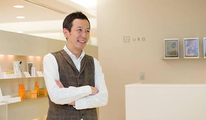 uka×オウプナーズ特別企画|「カット&ブローはこのひと!」 uka トップスタイリスト 巌谷春行さん