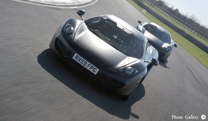McLaren MP4-12C|F1の血をひくスーパーカーが正式デビュー