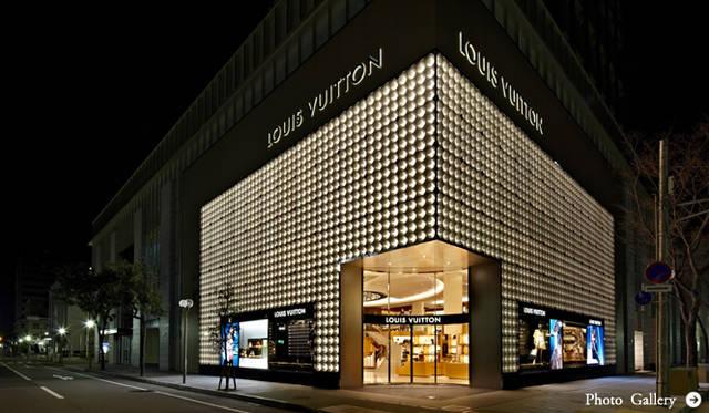 LOUIS VUITTON|『ルイ・ヴィトン 神戸 メゾン』 オープン!