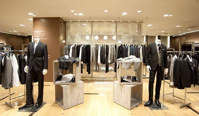 ISETAN MEN'S|伊勢丹新宿店メンズ館4階に新スタイル発信「モダン テーラリング」誕生