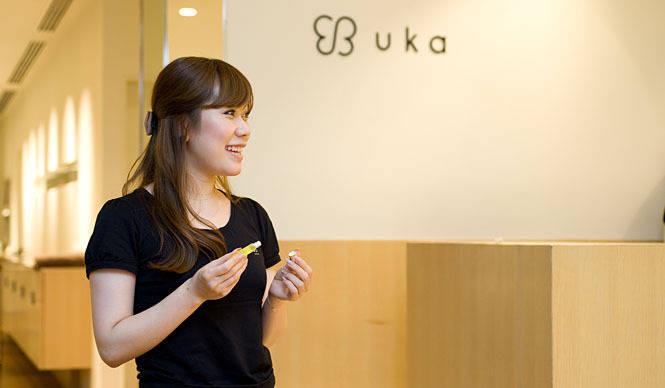 uka|uka×オウプナーズ特別企画|「渡邉季穂の秘蔵っ子」 uka ネイリスト 富山由美さん