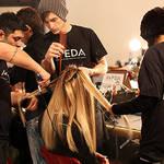 AVEDA|ロダルテ2010年秋冬コレクションの「少女のようなつややかなスタイル」