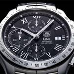 TAG Heuer|リンク自動巻 クロノグラフ タキメーター エレガンス 限定モデル