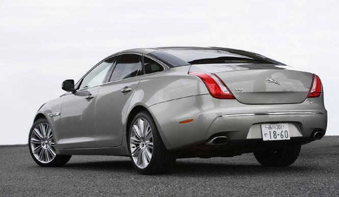 Jaguar XJ|4ドアサルーンXJがフルモデルチェンジ
