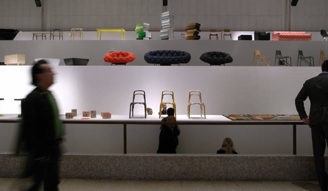 特集|ミラノサローネ国際家具見本市2010