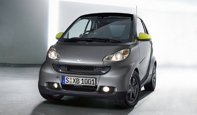 smart fortwo edition greystyle coupe mhd|スマート特別仕様車を限定発売|smart