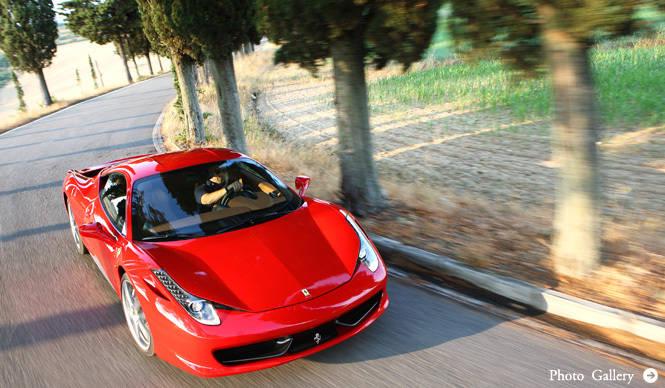 FERRARI 458 ITALIA|待望の最新V8フェラーリ、北京でアジア初公開