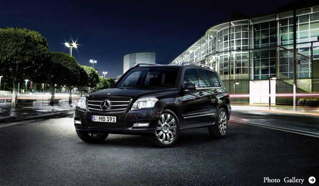 Chapter 1 Discover Mercedes-Benz SLK & GLK