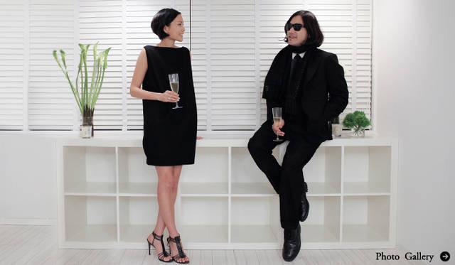 祐真朋樹対談|YOKO CHANと対談