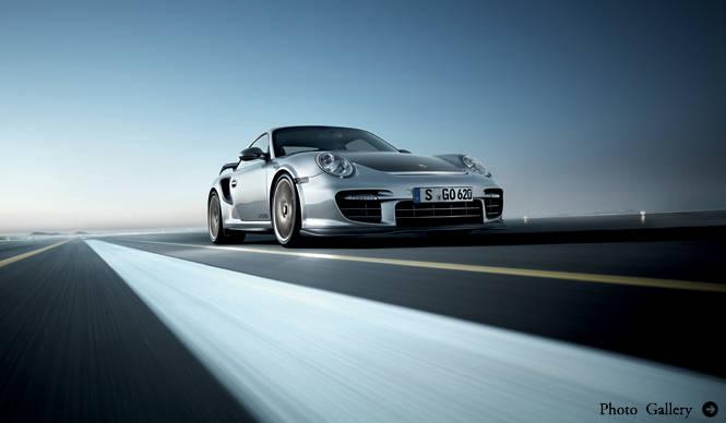 PORSCHE 911 GT2 RS|ポルシェ史上最強最速のロードゴーイングカー