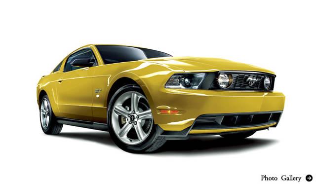 フォード・マスタング V8 GT アピアランス パッケージ|FORD Mustang V8 GT Appearance Package