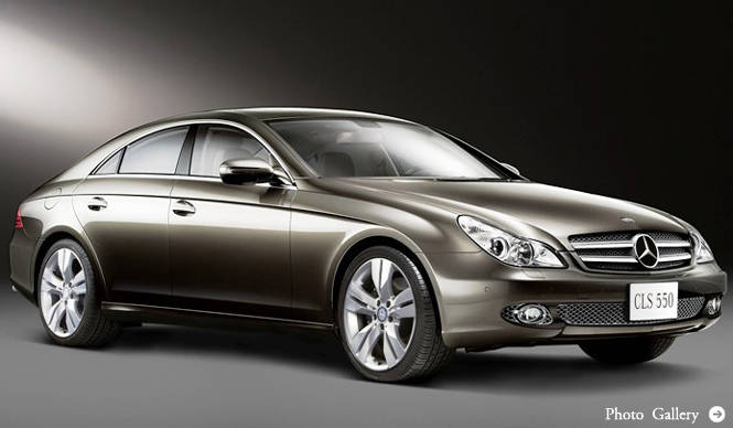 Mercedes-Benz CLS Sound Suite|10台限定の特別仕様車受注開始