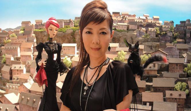 戸田恵子|愛すべき悪女ミレディー