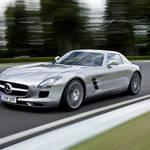 Mercedes-Benz SLS AMG|ガルウィングをもつ新型スポーツカー発売