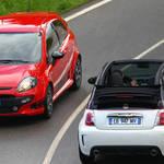 "FIAT Abarth 500C & FIAT Abarth Punto Evo|""サソリ""の最新モデル、発表!"