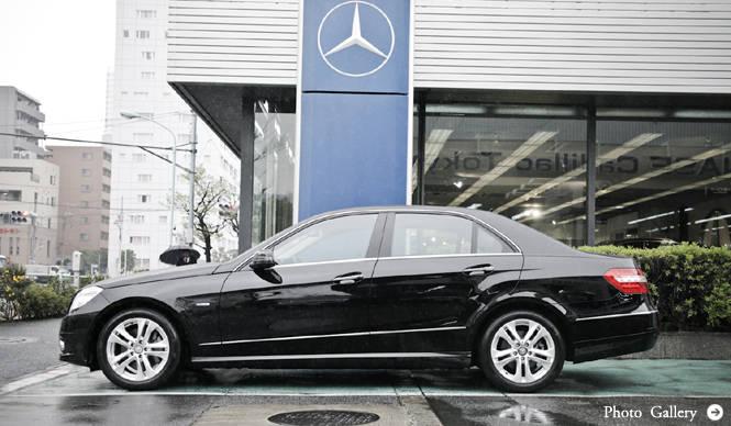 Mercedes-Benz|メルセデス・ベンツ E 350| ブルーテック アバンギャルド LONG TERM TEST 第一回
