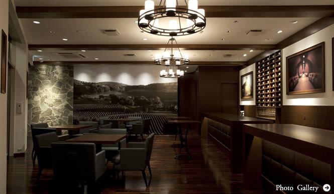 EAT 広尾にナパ・ヴァレーのワイナリー直営店がオープン