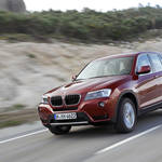 BMW X3|プレミアムSUV「X3」が生まれ変わる