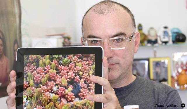 iPad for Creatives|NOOKA代表 マシュー・ウォルドマン編