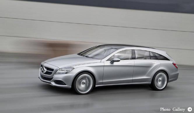 Mercedes-Benz CLC Shooting Brake