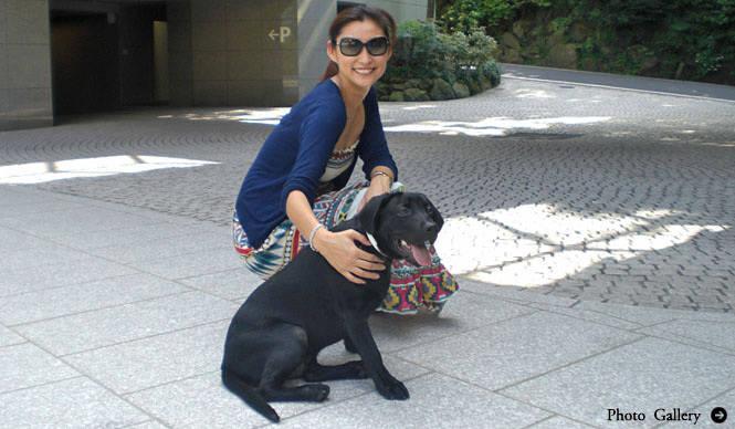 連載・SAKURA|2010.08|第4回 箱根のラグジュアリーホテルに、レジデンシャル・ドッグ誕生!?