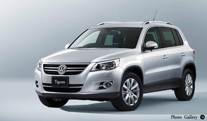 Volkswagen フォルクスワーゲン ティグアン ライストン 新型DSGを搭載したティグアンの新モデルが登場