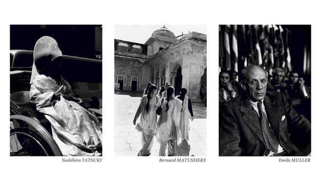 写真人生 3人展―Soul Brothers―立木義浩、エミール・ミュレール、ベルナール・マチュシエール
