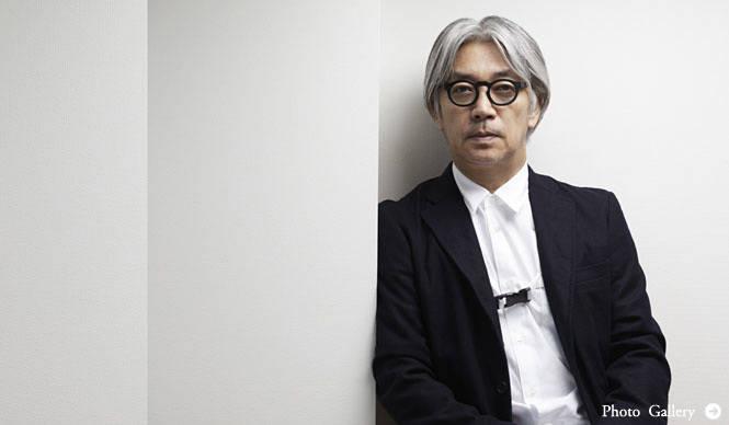 坂本龍一 『UTAU』アルバムレコーディング中!