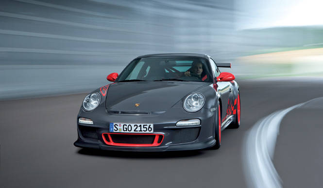 PORSCHE|ポルシェ 「911 GT3カップ」を7台限定販売