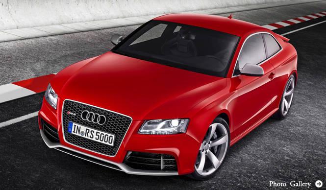 Audi アウディ RS5 日本販売開始