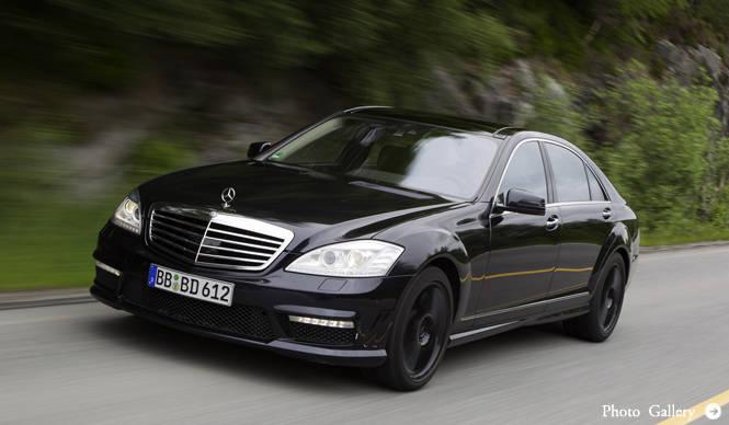 Mercedes-Benz|メルセデス・ベンツ S 63 AMG レポート