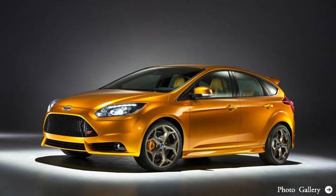 FORD |フォード 「FOCUS ST」を発表