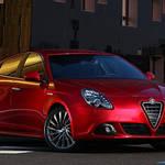 ALFA ROMEO GiuliettaにアルファTCTを搭載